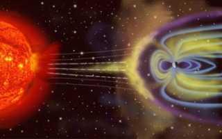 Чем объясняют появление магнитных бурь