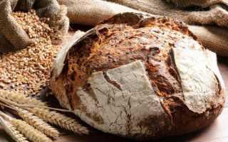 Какой хлеб наименее калорийный