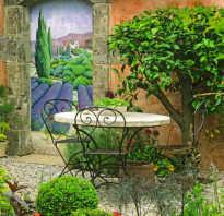 Как создать сад