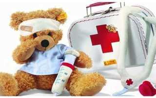 Что должно входить в аптечку новорожденного