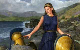 Кто такая богиня Фетида