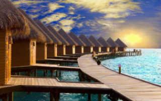 Куда лучше поехать отдыхать на Мальдивы