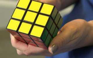 Как собрать кубик рубик цилиндр схема
