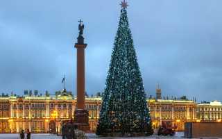 Куда сходить 1 января в санкт петербурге