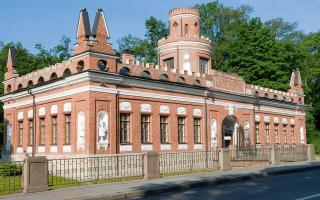 Есть ли в России готические храмы