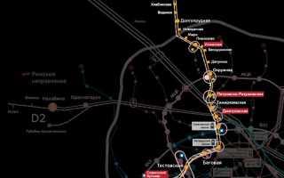 Есть ли метро в Одинцово