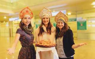 Как провожают гостя по обычаям русского народа