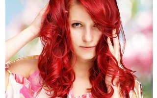 Как вернуть блеск окрашенным волосам