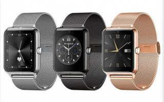 Smart watch z60
