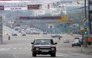 Какие улицы находятся в центре Москвы