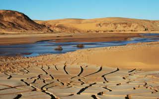 Почему реки исчезают