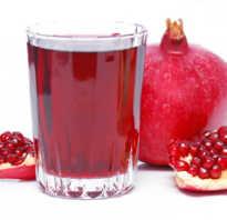 Какие у гранатового сока полезные свойства