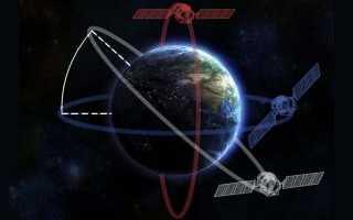 Какие орбиты бывают у спутников