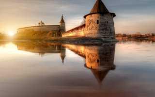 Города России возникшие в разные века