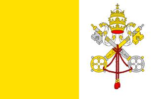 какой флаг ватикана