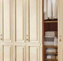 Как выбрать распашной шкаф