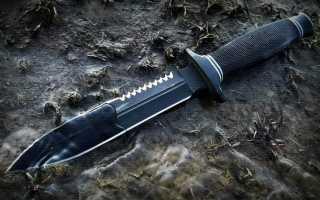 Чем отличается охотничий нож от холодного оружия