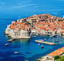 Где можно отдохнуть в Хорватии