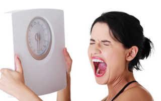 Почему при занятиях спортом увеличивается вес