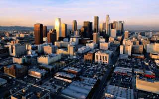 В каком году был основан Лос Анджелес
