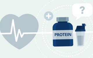 Чем вреден протеин