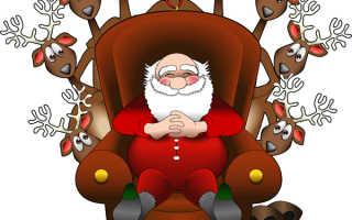 Как зовут эльфов Санта Клауса