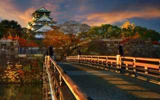Что посмотреть в Осаке