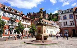 Какие города стоит посетить в Германии