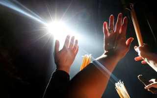 Как появляется Благодатный огонь в Иерусалиме