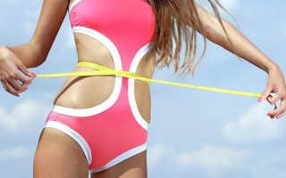 Какие упражнения помогут уменьшить талию