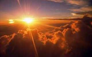 Для чего Солнце в небесах