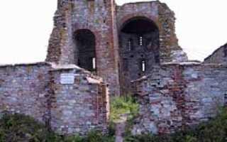 Разрушенные храмы волховского района в 1941 году
