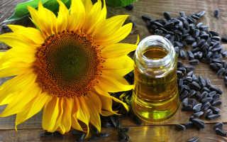 Чем можно заменить подсолнечное масло