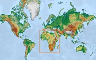 Какими природными богатствами обладает Африка