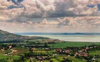 Какой климат в Венгрии