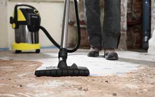 Как убрать пыль после ремонта в квартире
