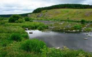 Как человеком используется река Исеть