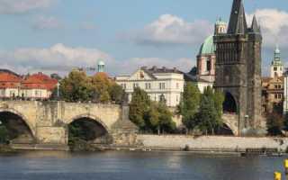 Какой климат в Праге