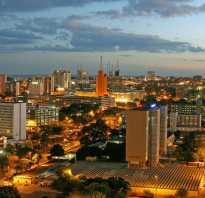 Столица Бразилии это