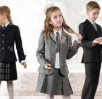 Где одеть ребёнка к школе