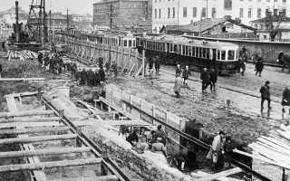 Какие окаменелости находили во время строительства метро