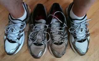 Как часто нужно менять беговые кроссовки