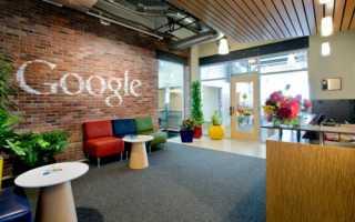 Дата основания гугла
